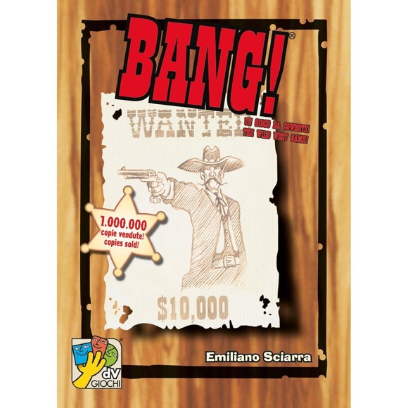 NWT Bang Game